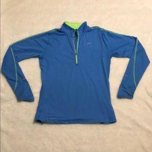 Nike Running quaterzip